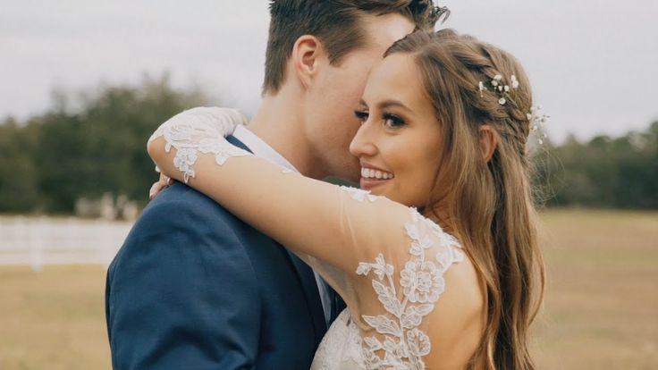 Wedding video inspo | OUR WEDDING | Marcus & Kristin Johns - YouTube