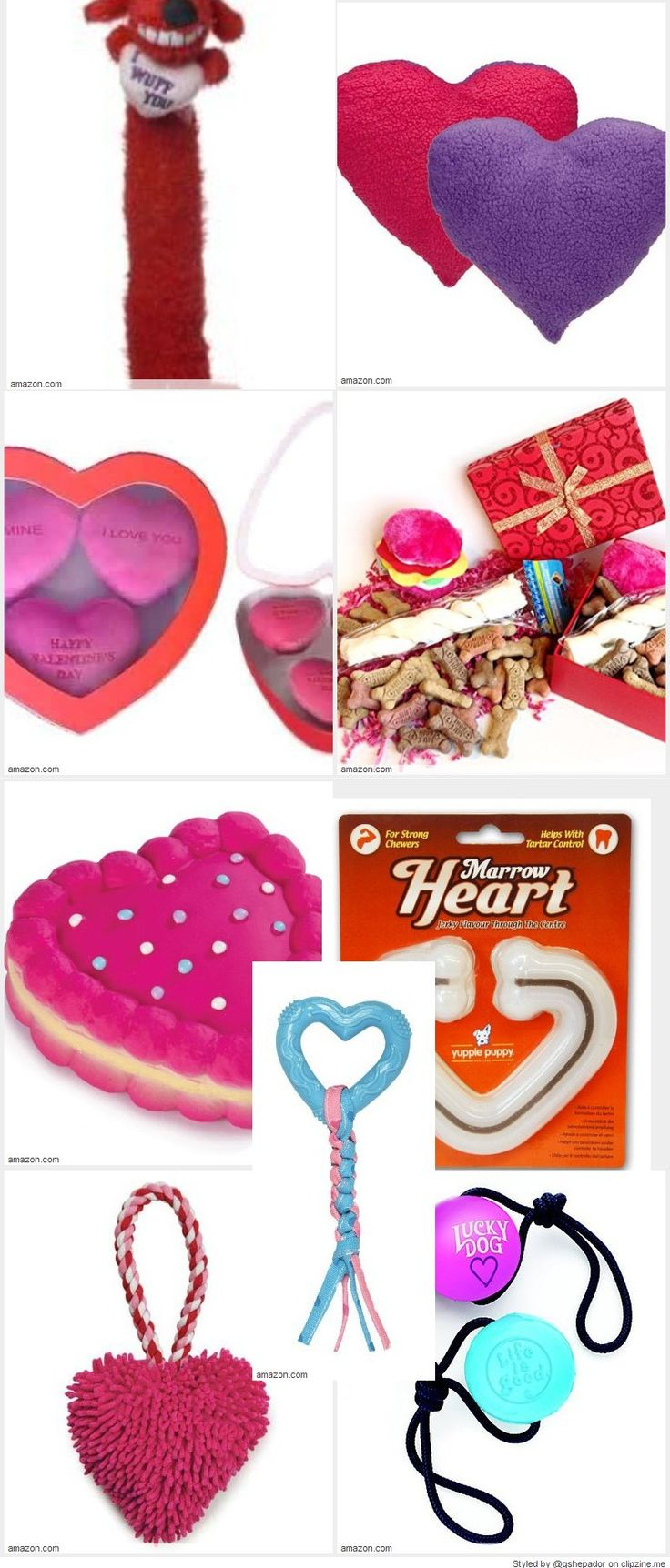 Toys For Valentines Day : Best images about valentines day dog toys on pinterest