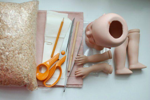 Ремонт фарфоровой куклы / Кукольная мастерская: ремонт и реставрация кукол / Бэйбики. Куклы фото. Одежда для кукол