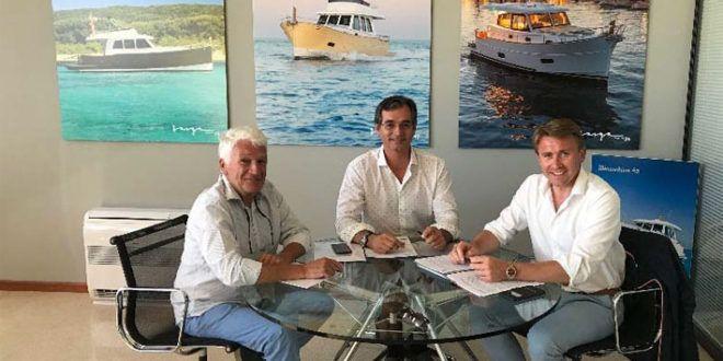 Sasga Yachts expande su red comercial en Francia - Revista Barcos a Motor