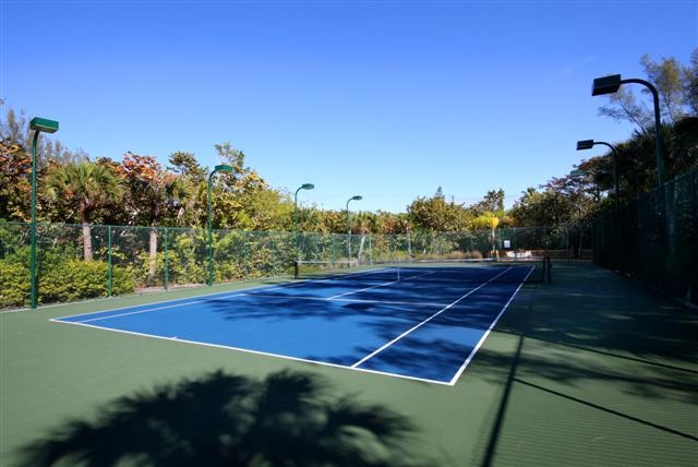 Small Tennis Court - Bing Images