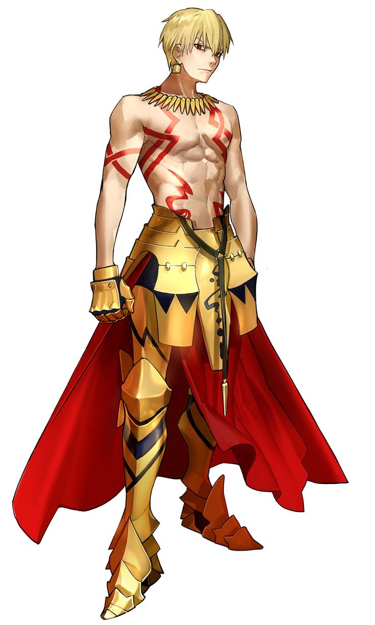 Gilgamesh, Genesis Formal Wear of Myth Outfit from Fate/Extella: The Umbral Star