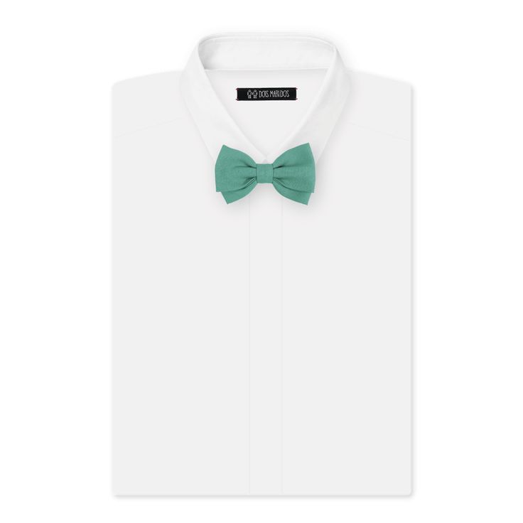 Gravata Borboleta Verde Esmeralda – Dois Maridos