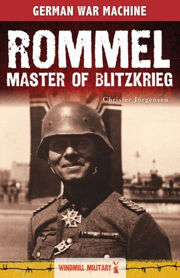This book chronicles the career of Erwin Rommel, the famous panzer commander, from his formative experiences in World War I to his death on Hitler's orders in 1944. It focuses in detail on his masterful Blitzkrieg campaigns in France and North Africa. eBook from germanwarmachine.com