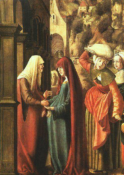 Visitación de la bienaventurada Virgen María