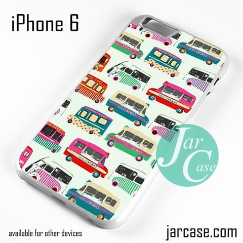 Cute Ice Cream Van Phone case for iPhone 6 and other iPhone devices