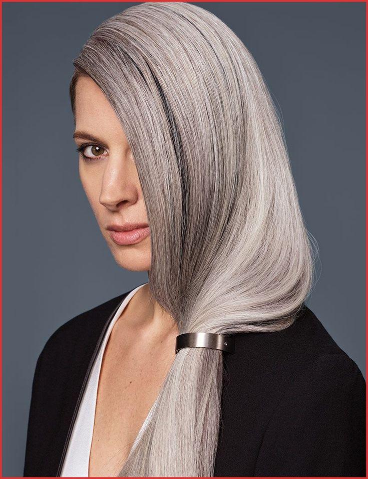 Серебристый цвет волос картинки