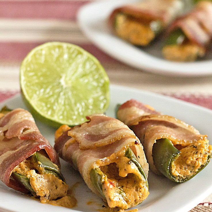 Blog post at It's Yummi! : Need a snack for game day, or any day? These cheesy bacon jalapeno bites pack a little punch and are guaranteed to be a crowd pleaser. Come [..]