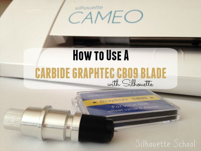 Looking for a Silhouette blade alternative? I'm not taking about a sketch pen or an embossing tip - I'm talking about a cutting blade that cuts materials much like the way a Silhouette CAMEO or Portra