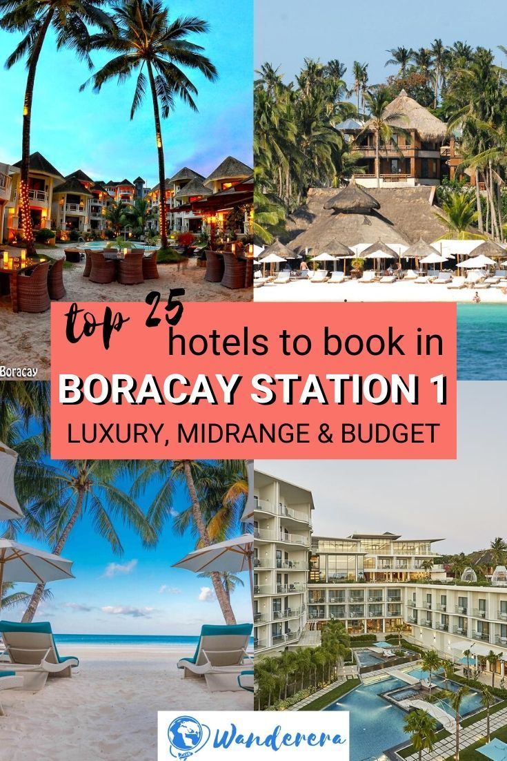 Best hotels in boracay station 1