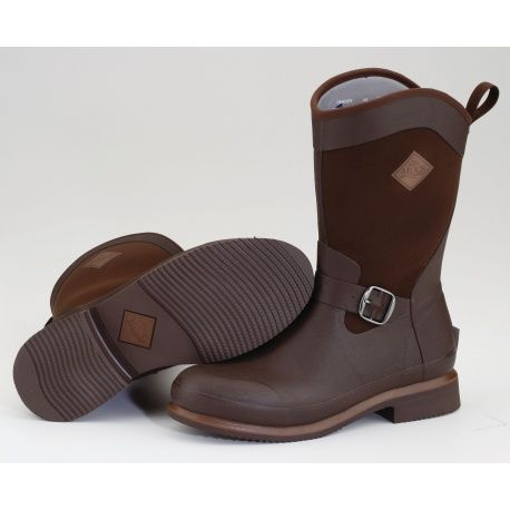 Muck Boot Reign Mid Chocolate