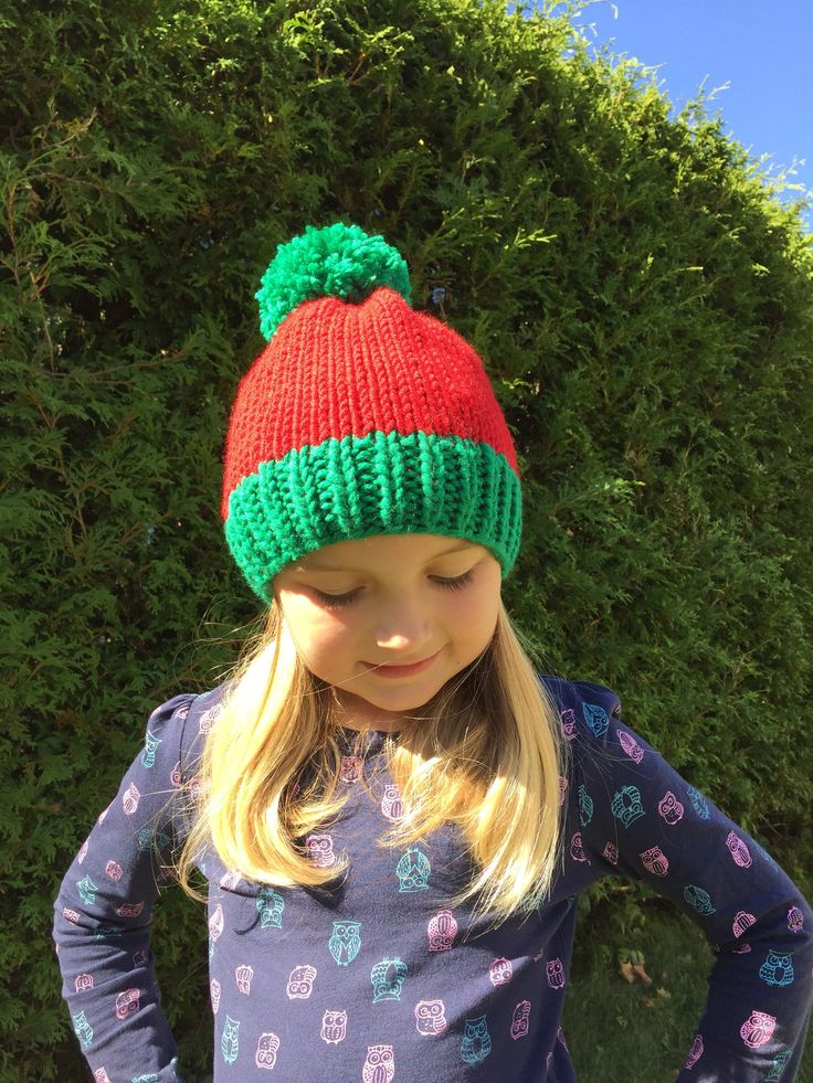 A personal favorite from my Etsy shop https://www.etsy.com/ca/listing/561838519/childrens-winter-christmas-beanie