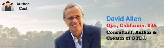 From Getting Things Done® to Ready for Anything with David Allen