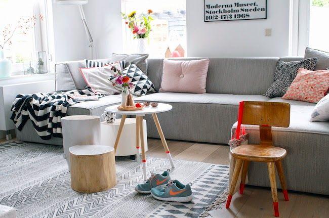 Livingroom | woonkamer | &SUUS: Livingroom changes