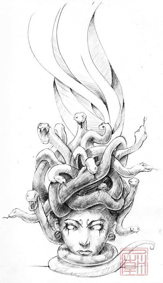 Medusa Tattoo Designs - Bing images