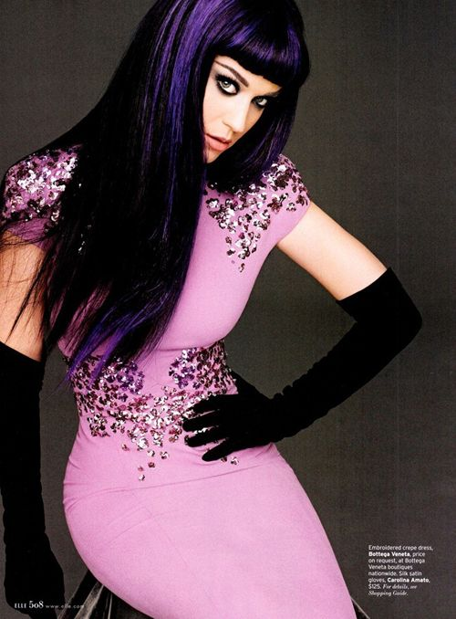aintyourforte:    Katy Perry | Carter Smith | Elle Magazine | Girl On Fire