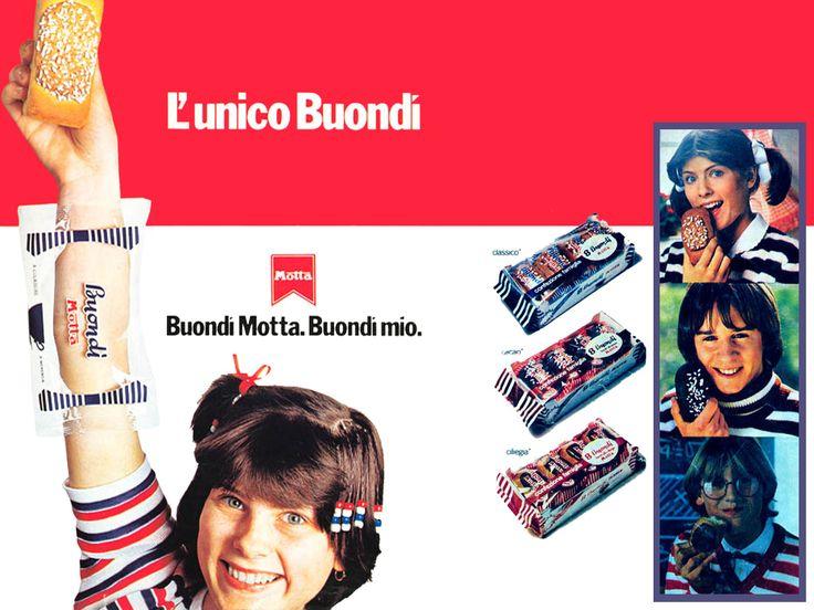 Buondì Motta anni 70 #spot #reclame #pubblicità #italia #italiani #cibo #intavola