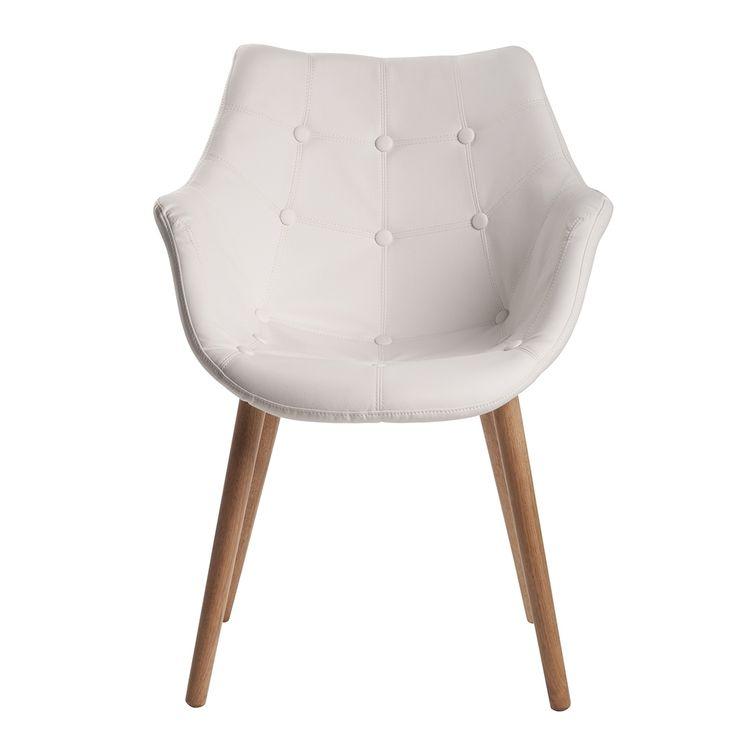 Krzesło ZUIVER Białe Cena: 899 zł