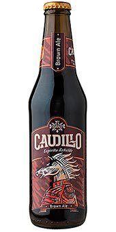 Cerveza Artesanal Caudillo Brown Ale