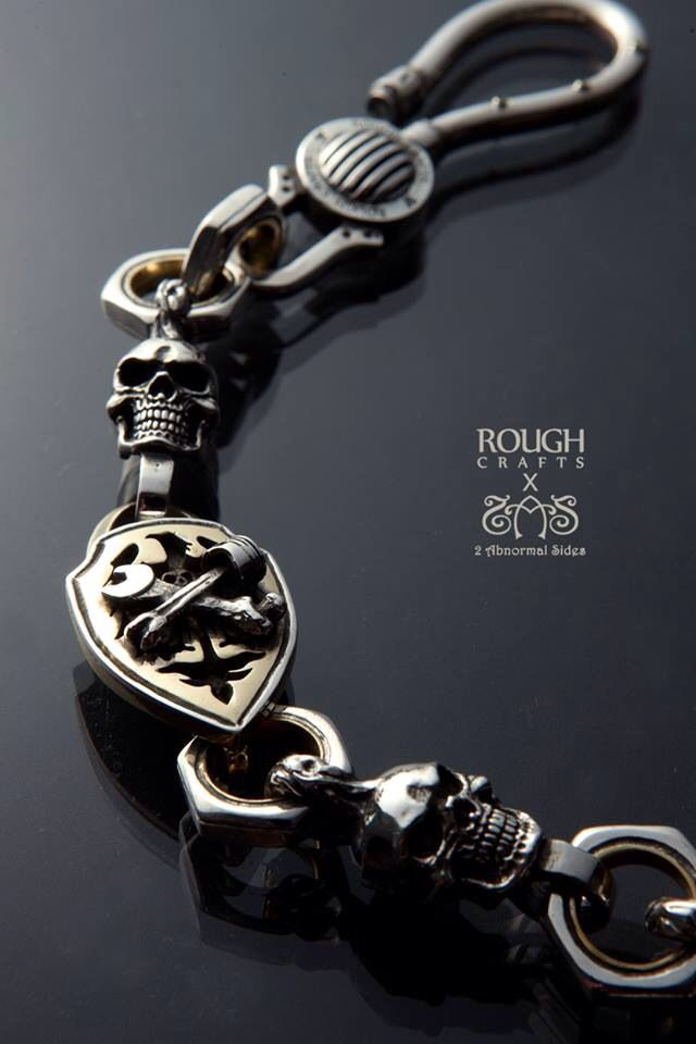 Rough Crafts x 2 Abnormal Sides
