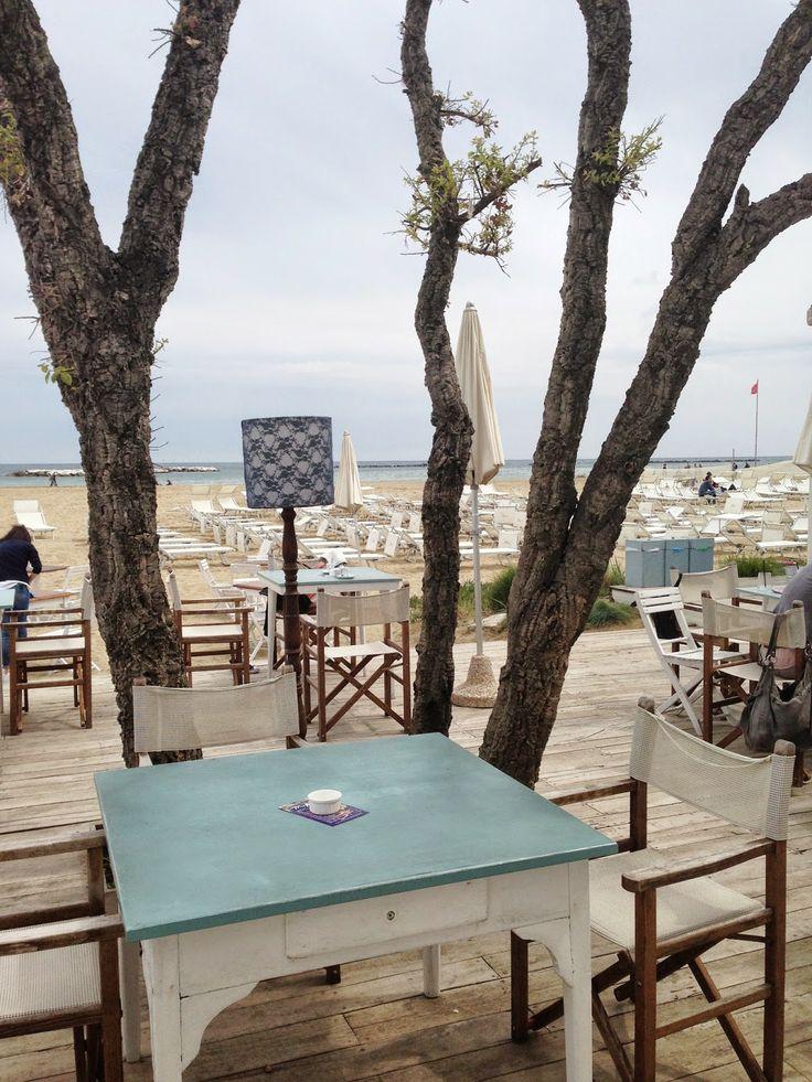 Scented little pleasures: Maré | cucina caffè spiaggia bottega, Cesenatico