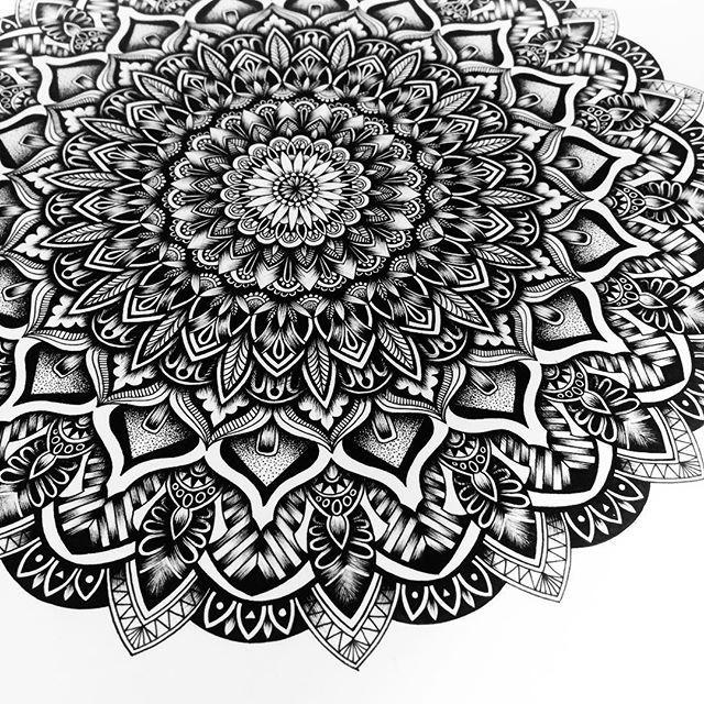 Best 25 Mandala Art Therapy Ideas On Pinterest