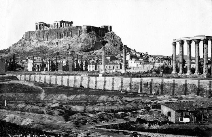 Η Αθήνα το 1900