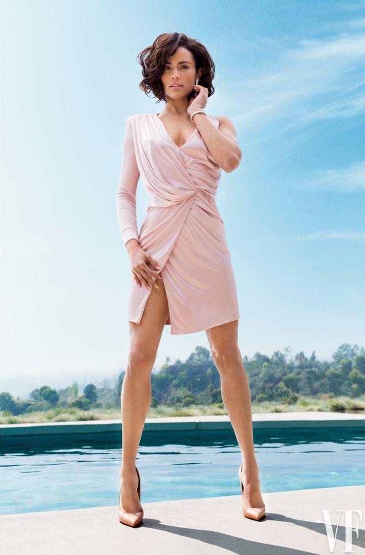 Paula Patton - Vanity Fair, June 2014 issue.