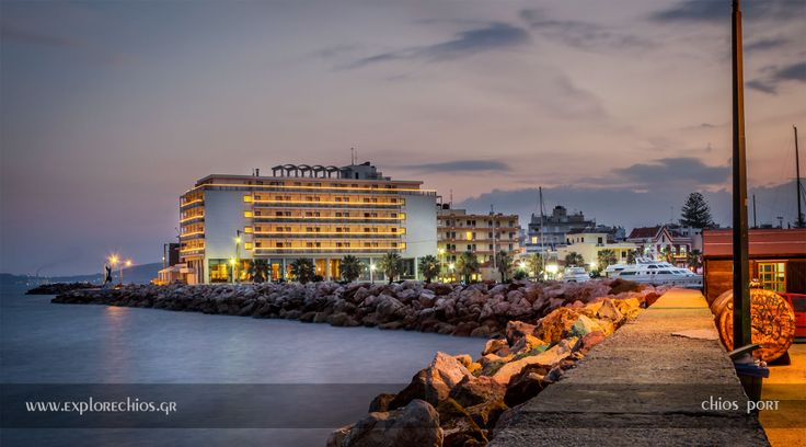Summertime and walk around the port of Chios! What else can you ask? http://www.explorechios.gr/index.php/en/