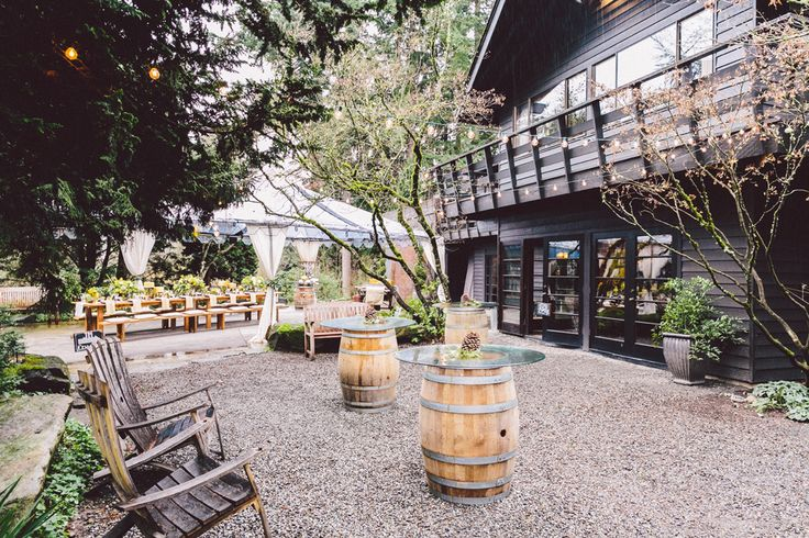 An American Spanish Experience at JM Cellars and Weddings in Woodinville