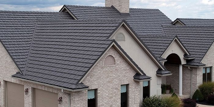 Metal Shake Roofing For How To Install Metal Roofing Standing Seam Metal Roof Cost Plumcake