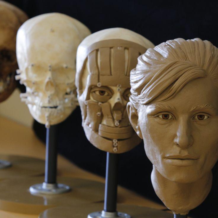 Facial Reconstruction 2