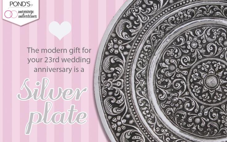What Is 3rd Wedding Anniversary Gift: Twenty-third #Wedding #Anniversary