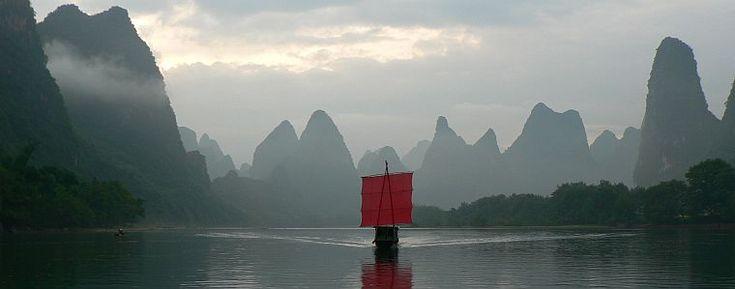 Karst mountains guangxi china - creation.com