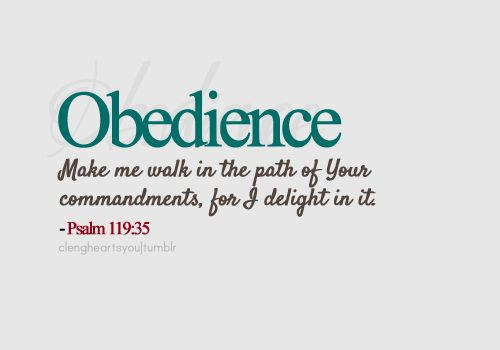 115 Best Images About OBEDIENCE TO GOD On Pinterest