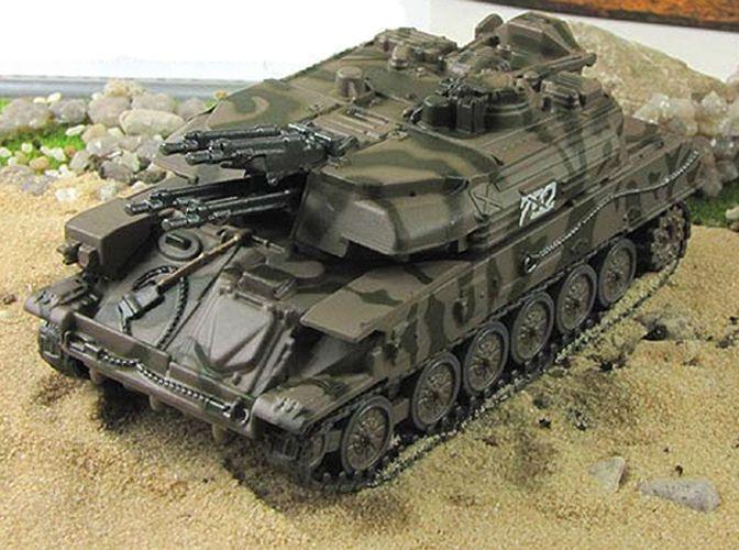 """1:72 ZSU-23-4-""""SHILKA"""",T-90,BMP-1 Set of 3 Fabbri models Russian tanks""""  #GeFabbri #GeFabbri"""