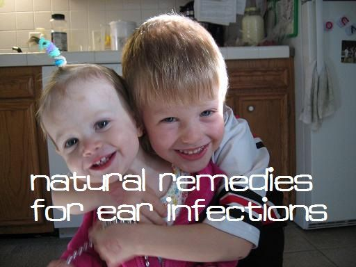 Natural Remedies for Ear Infections (Reduce a child's ear infection pain with things you already have at home and work hard to avoid antibiotics!) :: via Kitchen Stewardship