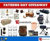 Overstock Fathers Day Gift Basket Giveaway  Open to: United States Canada Ending on: 06/13/2016