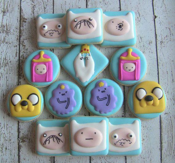 Top 25+ Best Adventure Time Cakes Ideas On Pinterest