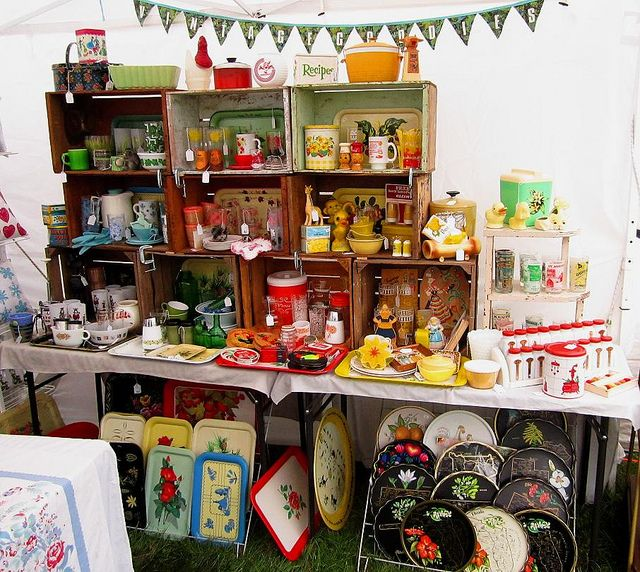 I want EVERYTHING in this shot!  Country Living Columbus 2011 by artgoodieshome, via Flickr