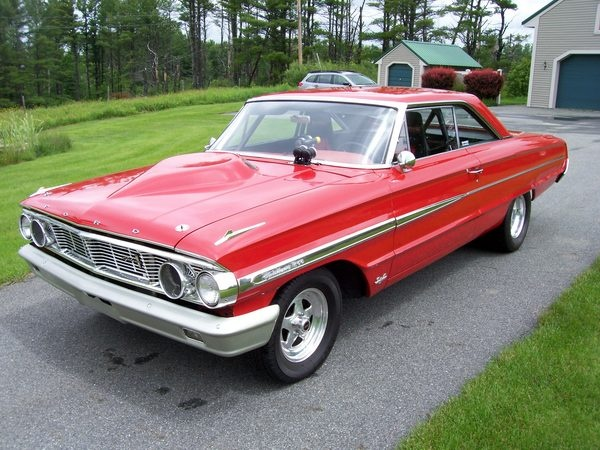 112 best 1964 FORD galaxy images on Pinterest   Ford galaxie ...