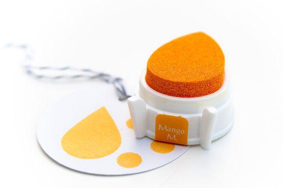 Mango VersaMagic stempelkussens oranje/geel door MissHoneyBird, €2.54 #Pin&WinSpring