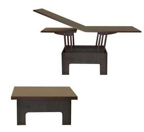 best 25 folding coffee table ideas on pinterest. Black Bedroom Furniture Sets. Home Design Ideas