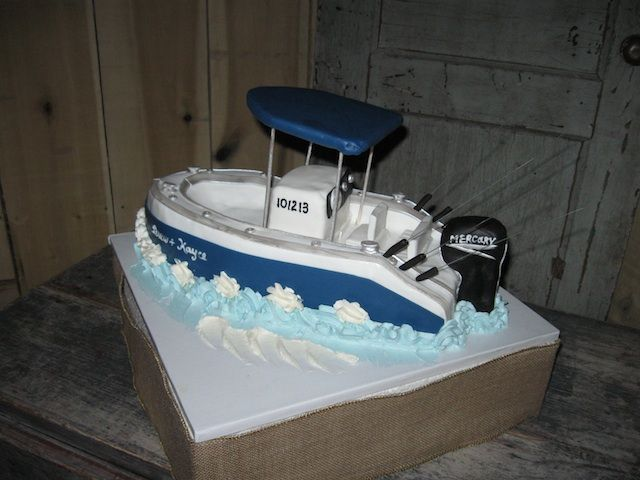 nashville groom cake fun 3d, boat, @signatureeventsbyvicki, #nashvillewedding, #nashvillecake