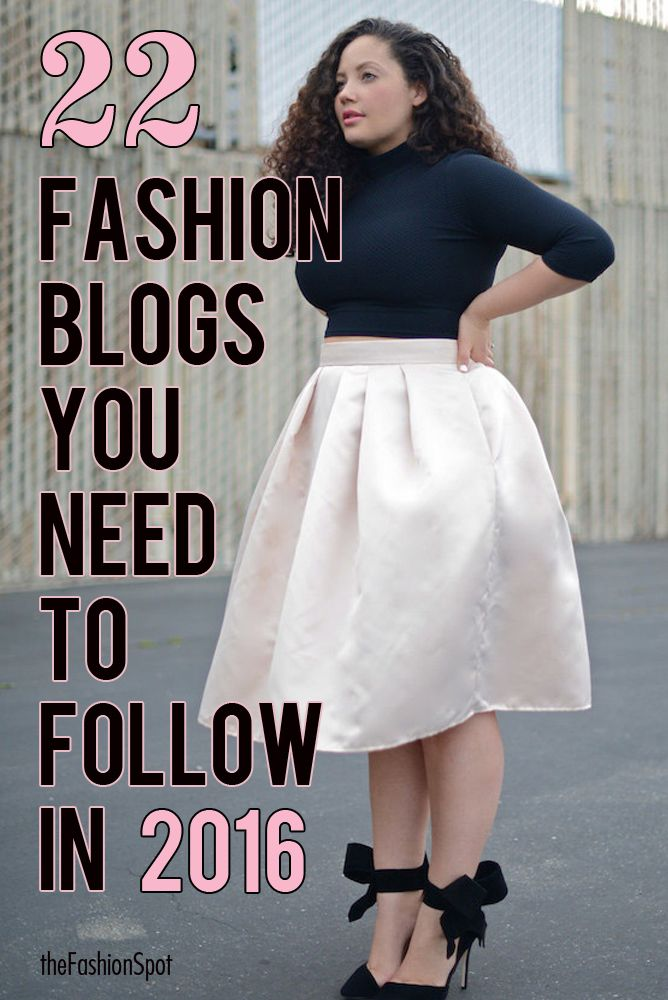 Fashion blogs you need to follow in 2016