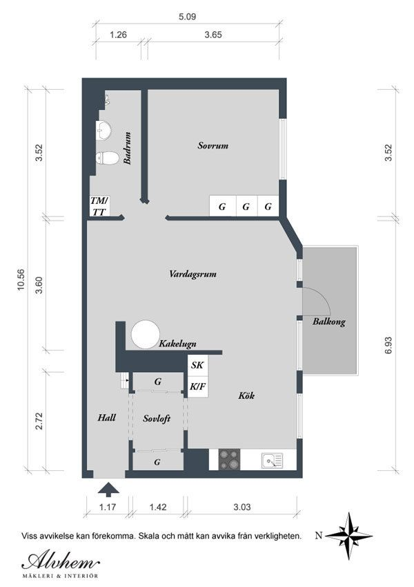 라이프 스타일을 디자인하다 :: EUNYU :: 북유럽 아파트 인테리어 디자인 :: 다락방 인테리어