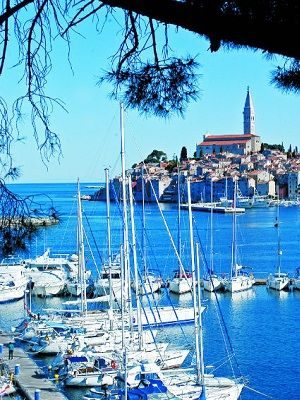 Enter now for your chance to win a dream holiday to Rovinj in Croatia