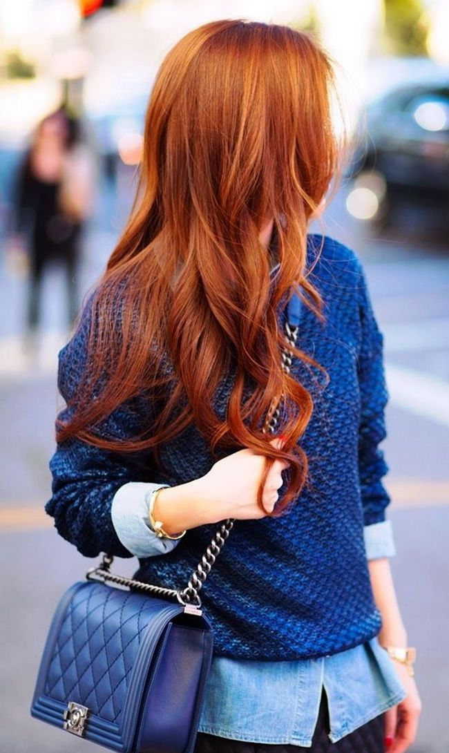 Here are some secrets that tells you how you can make your red hair last longer and more stylish. - DesignerzCentral