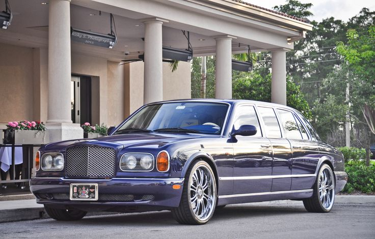 Bentley Limousine #Cars