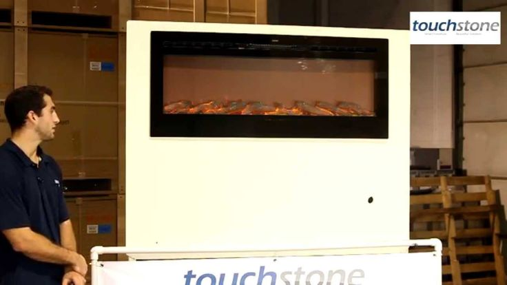 How to Install a Touchstone Sideline Recessed Electric Fireplace